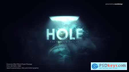 VideoHive HOLE Cinematic Titles