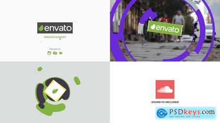 VideoHive Colorful Logo Opener 22486995