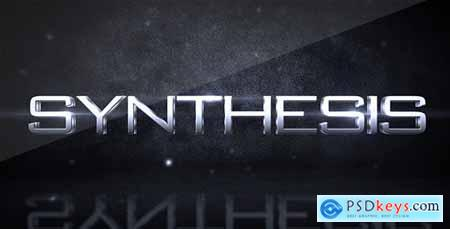Videohive Synthesis - Logo Reveal 6012241