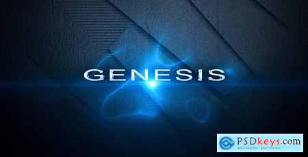 Videohive Genesis 3791801