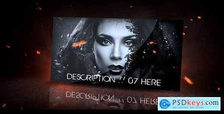 Videohive Dark Glossy Promo 6070645