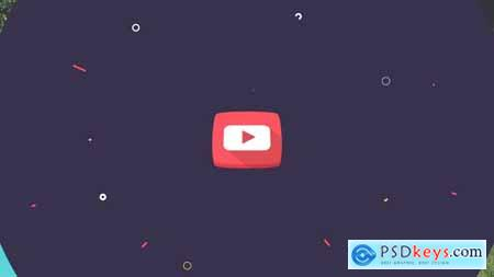 Videohive Flat Logo Animation 22161226