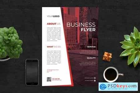 Business Flyer RZ29EHM