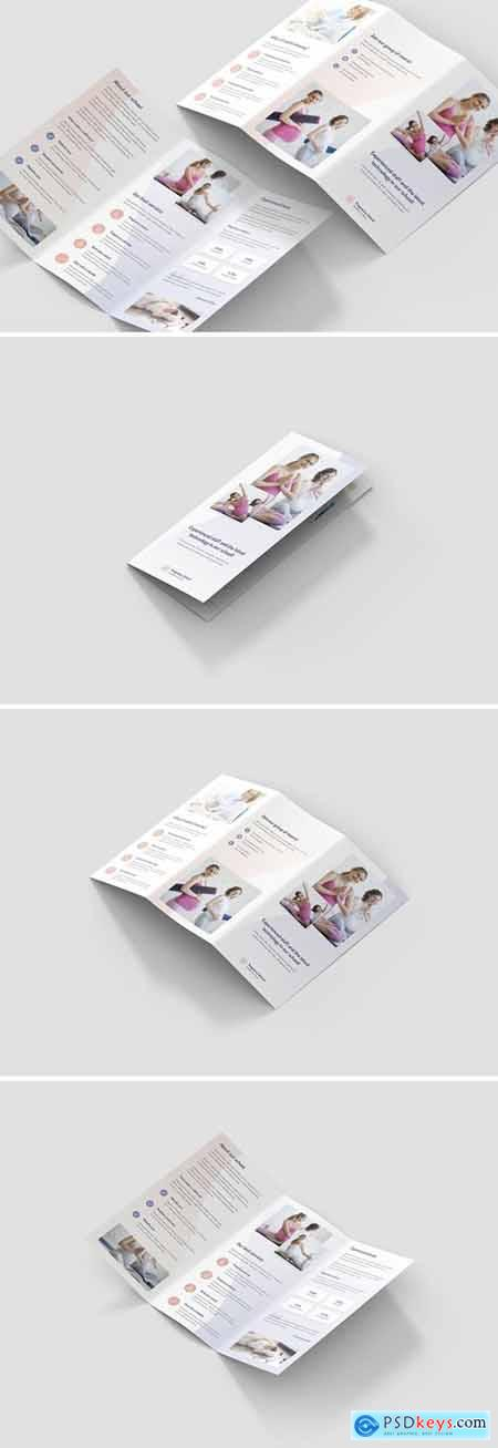 Brochure – Pregnancy School Tri-Fold
