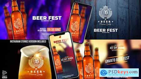 VideoHive Beer Fest & Beer Mock-up Pack