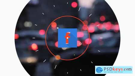 VideoHive Quick Logo Reveal 21307404
