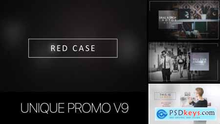 VideoHive Unique Promo v9 Corporate Presentation