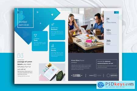 Company Profile Brochure 3907993