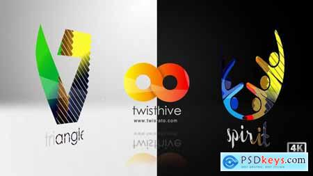 VideoHive Simple Logo Reveal 1 23260671