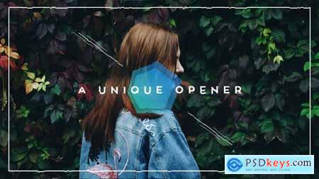 VideoHive Abstract Opener 21952030