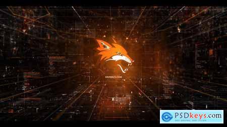 VideoHive Cyber Logo 24138110