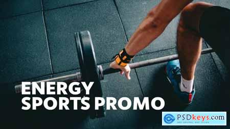 Videohive Energy Sport Dynamic Promo