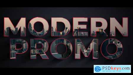 VideoHive Modern Typography Promo