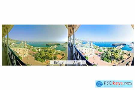 30 Cityscape Photoshop Actions 3937117