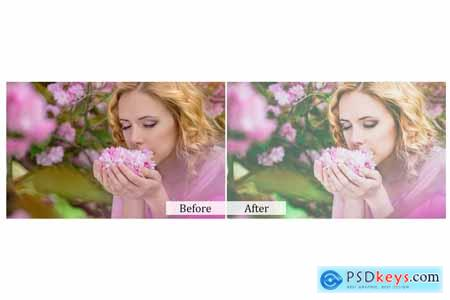 125 Matte Dream Photoshop Actions 3934738