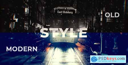 VideoHive Old and Modern Styles Opener