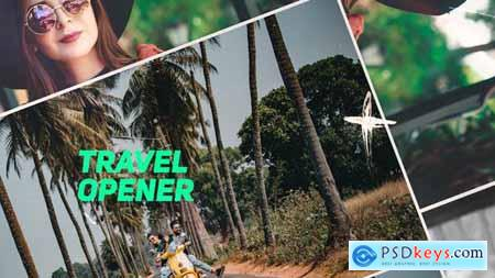 Videohive Summer Travel Opener 23842178