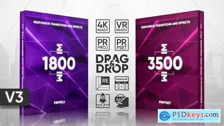 Videohive Transitions Presets Pack V.2