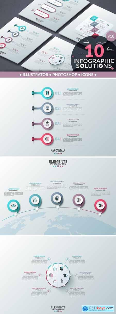 Infographic Solutions Part 18