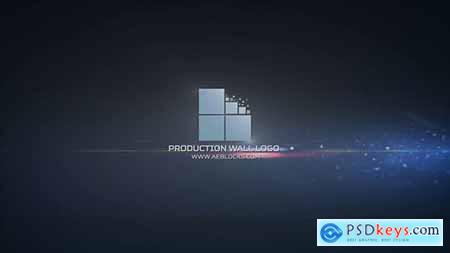 VideoHive Logo Reveal - Production Wall