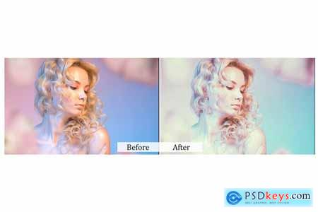 70 Faded Photoshop Actions 3934453