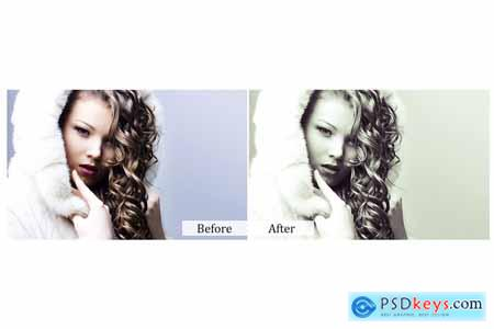 80 Duotone Photoshop Actions 3934435