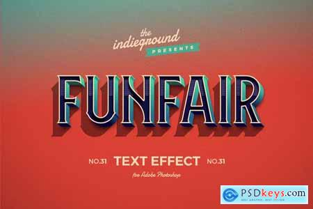 Retro Text Effects Vol.4 3950423