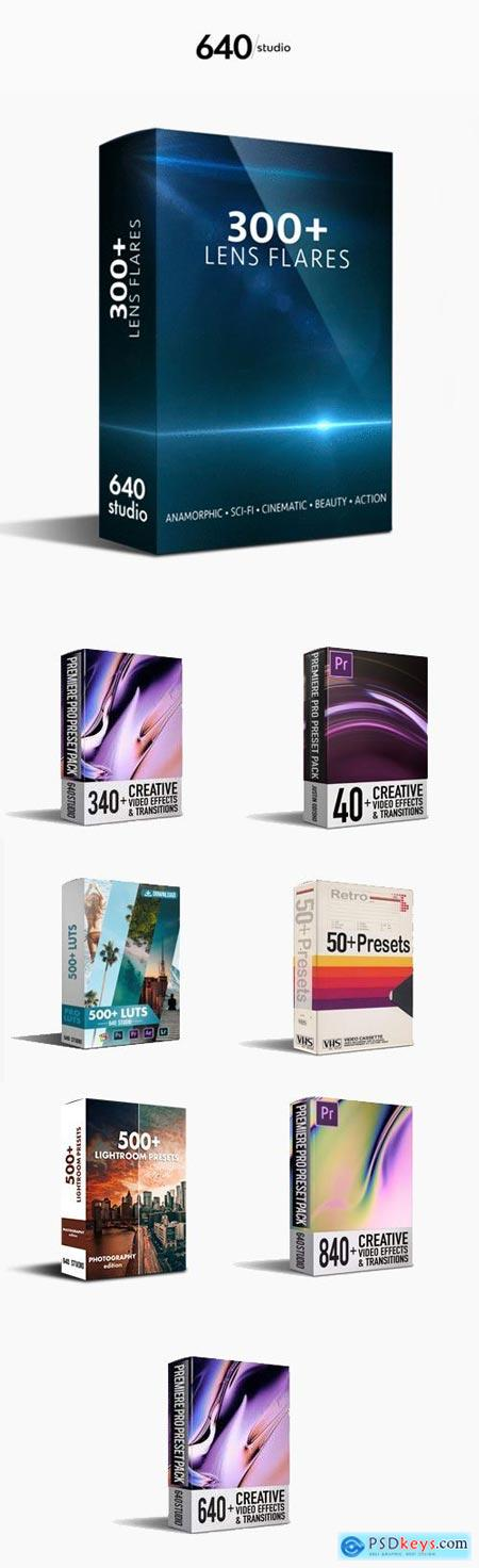 All Products Bundle - 640Studio