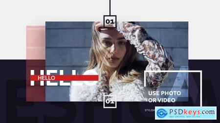 Videohive Stylish Slideshow 15326018