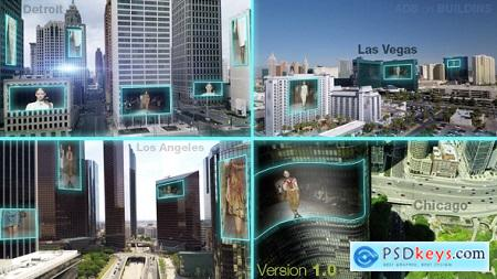 Videohive Outdoor LED Advertising Displays