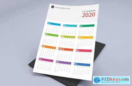 Creative Calendar Pro 2020 A