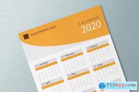 Creative Calendar Pro 2020 B