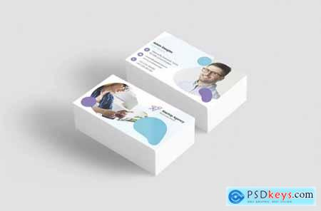 Business Card – StartUp Agency