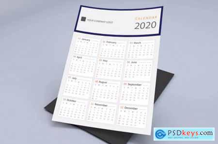 Creative Calendar Pro 2020 D