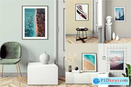 Poster Frame Mockup 3971768