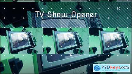 VideoHive TV Show Opener 17798970