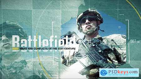 VideoHive The Battlefield 20629655