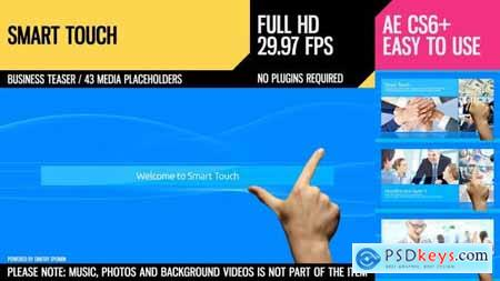 VideoHive Smart Touch (Business Presentation)
