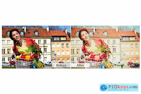 70 Modern Film Photoshop Actions 3937895