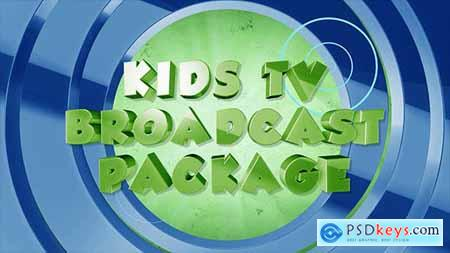 VideoHive Kids TV Broadcast Package