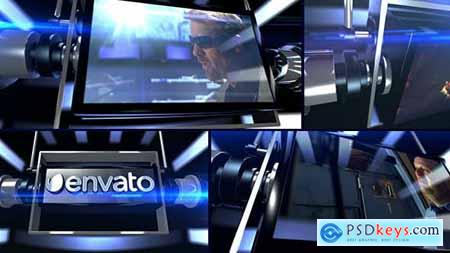VideoHive Video Screens Promo 9954788