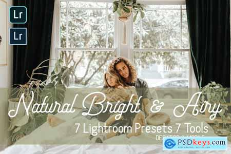 Natural Bright & Airy Presets 3875787 » Free Download