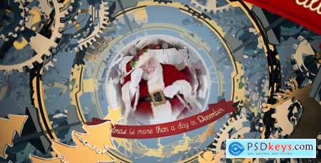VideoHive Short Christmas Story