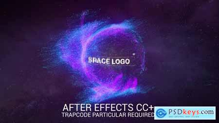 VideoHive Space Logo 24196115