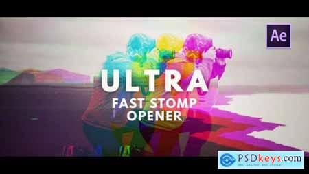 VideoHive Ultra Fast Stomp Opener 21440738