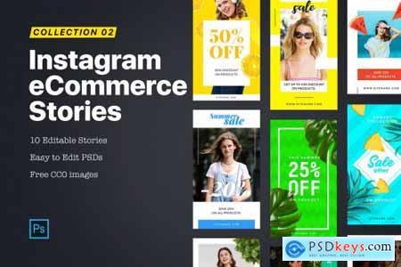 eCommerce Instagram Story 2.0