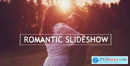 VideoHive Romantic Slideshow 15922635