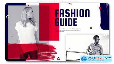 VideoHive Fashion Guide Media Opener