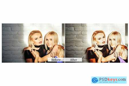 120 Film Look Photoshop Actions 3937459