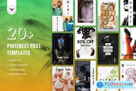 Pinterest Post Templates
